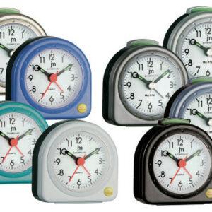 Justaminute Ja7032 Sveglia Quarzo Movimento Continuo Clocks