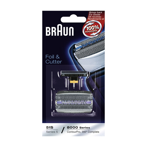 Braun 51s combipack series 5 casa del rasoio - Raccogli briciole folletto ...